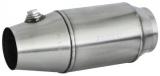 Závodné katalyzátor HJS 108 x 250mm - 70 / 80mm (FIA)