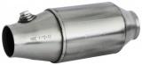 Závodné katalyzátor HJS 108 x 268mm - 61,5mm (FIA)