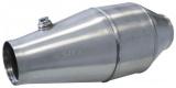 Závodné katalyzátor HJS 144 x 350mm - 76mm (FIA)