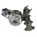 Hybridné turbodúchadlo Turbodynamics MD446 Stage 2 VAG 1.9TDi 130PS