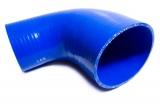 Silikónová hadica HPP redukčná koleno 90 ° 16> 19mm
