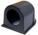 Držiak na palubovku Depo Racing pre 1 prídavný budík 52mm - čierny