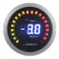 Prídavný budík Depo Racing Digital 2in1 - tlak turba elektronický + otáčkomer