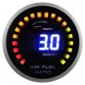 Prídavný budík Depo Racing Digital 2in1 - tlak turba elektronický + bohatosť zmesi (A / F ratio)