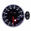 Prídavný budík Depo Racing Peak 7-color - voltmeter