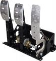 Pedálový box OBP Pro-Race DBW System - podlahové - 3 pedále