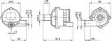 Elektrická vodná pumpa Bosch 12V 16,6l / m