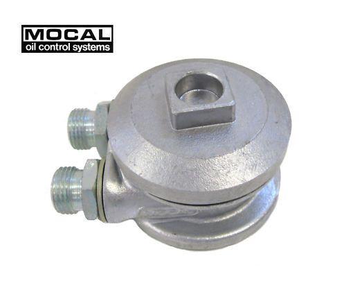 Relokačné adaptér k ol. filtra močiarov s bočnými vstupmi D-10 Mocal