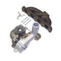Výfukové zvody 1.8T - K03 / K03S / K04-001 (priečne motory) Turbo Parts