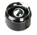 Športový filter karbón univerzálny 76mm - dĺžka 75mm