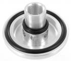 Záslepka pre adaptér na olejový filter (take off plate) - závit M20 x 1.5