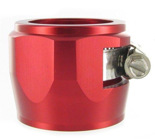 Spona Pre Clamp D-06 (AN6) - 13,57mm - červená Torques