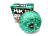 Športový filter HKS Super Power Flow huba 70019-AK006 - zelená - 100mm