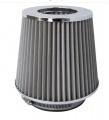 Športový filter univerzálny 70mm strieborný