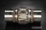 Vlnovec s nábehmi 100 (200) x 76mm nerez