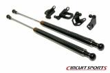 Karbónové vzpery kapoty Circuit Sports Nissan 200SX S14