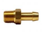 "Fitinka 1/8 ""-NPT rovná na hadicu 10mm (3/8"")"
