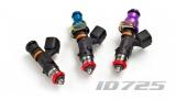 Sada vstrekovačov Injector Dynamics ID725 pre Toyota MR2 Spyder 1ZZ-FE (00-05)