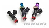Sada vstrekovačov Injector Dynamics ID1000 pre VW Golf 4 / Bora / Eos / Jetta / Lupo / New Beetle / Passat / Polo / Sharan 1.8T 20V