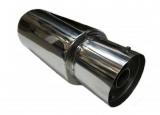Koncový tlmič výfuku ProRacing MP59 - nerez - 101mm