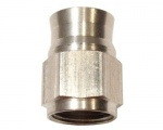 """Náhradné objímka pre zakončovací adaptér D-03 (AN3) 3/8 """"x24-UNF"""