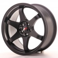 Alu kolo Japan Racing JR3 17x8 ET35 5x112/120 Matt Black