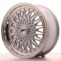 Alu kolo Japan Racing JR9 17x7,5 ET25 5x114/120 Silver