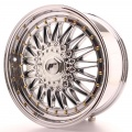 Alu kolo Japan Racing JR9 18x8 ET35-40 Blank Chrome