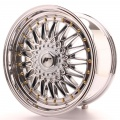 Alu kolo Japan Racing JR9 18x9 ET40 Blank Chrome