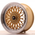 Alu kolo Japan Racing JR9 19x9,5 ET35 Blank Gold