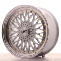 Alu kolo Japan Racing JR9 19x9,5 ET35 Blank Silver