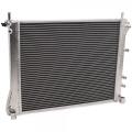 Hlinikový závodné chladič Jap Parts Fiat 500 1.2 / 1.3D / 1.4 vrátane Abarth (07-11)